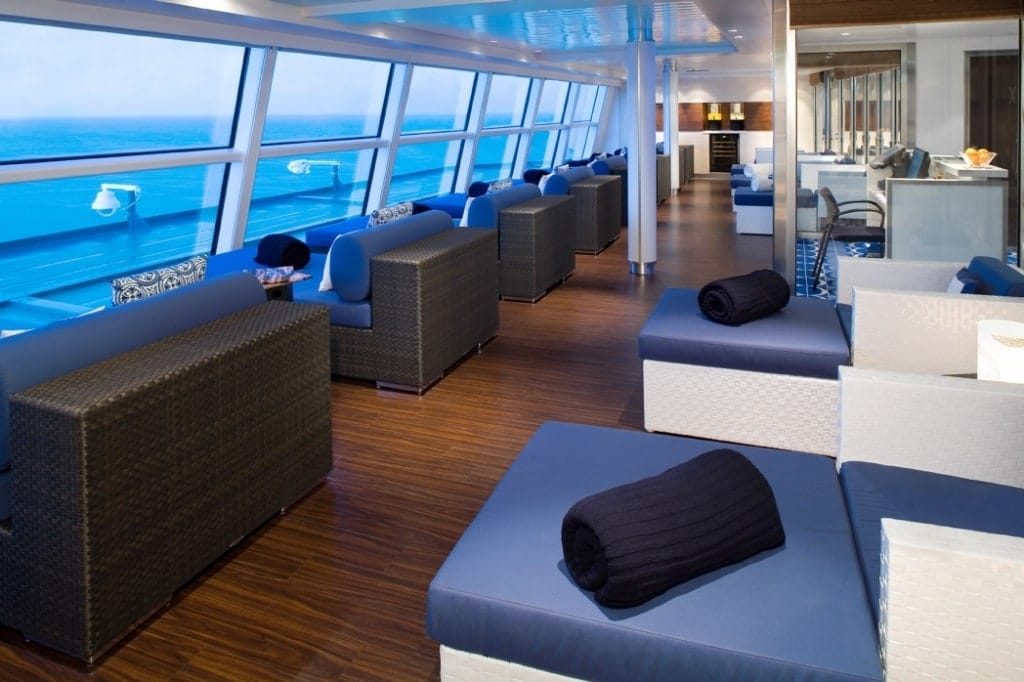 Aqua Class Staterooms - Celebrity Cruises