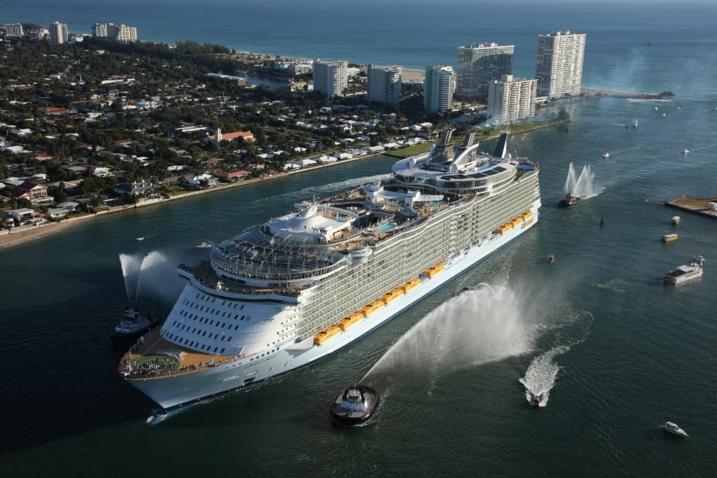 What Oasis Means To Cruise - The oasis cruise ship