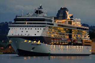 Last Cruise Ship Visit